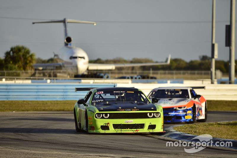 #11 TA2 Dodge Challenger, Peter Klutt, Stevens-Miller Racing