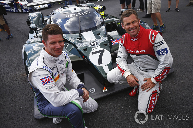 Guy Smith, Tom Kristensen, Bentley Speed 8 LMP1