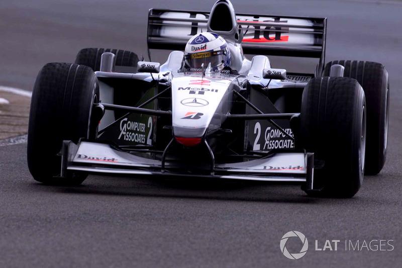 David Coulthard - 12 galibiyet