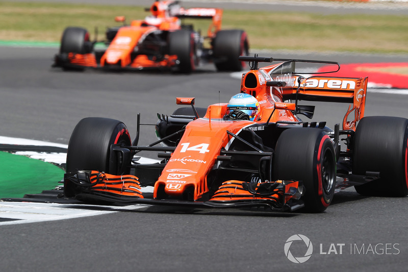 Alonso and McLaren