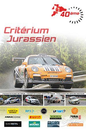Critérium Jurassien, locandina 2017