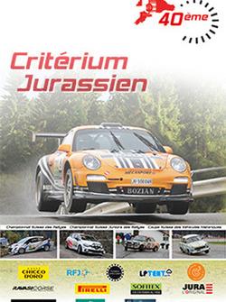 Critérium Jurassien, affiche 2017