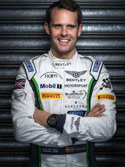 Andy Soucek, Bentley Team M-Sport