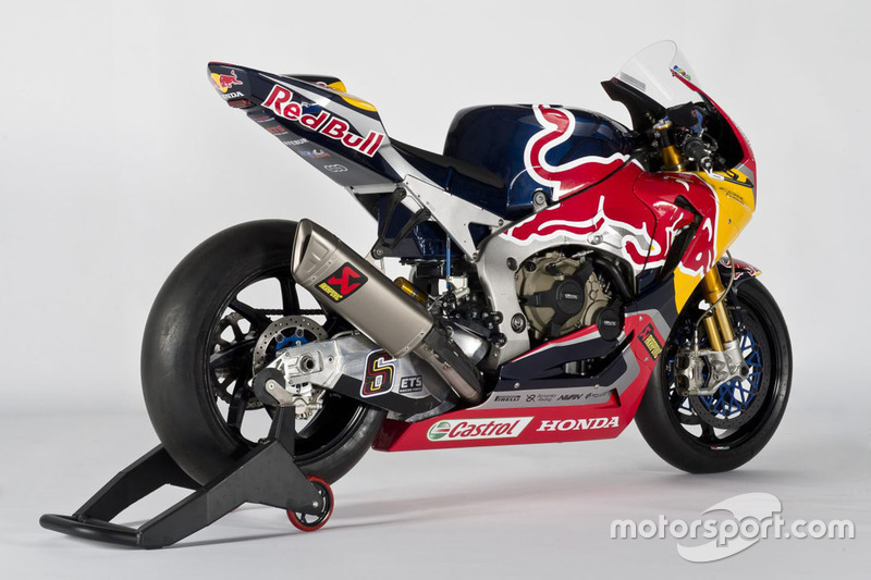 Motor van Stefan Bradl, Honda World Superbike Team