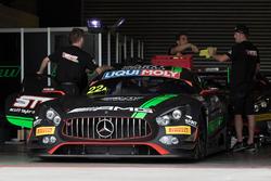 №22 STM / HTP Motorsport Mercedes AMG GT3