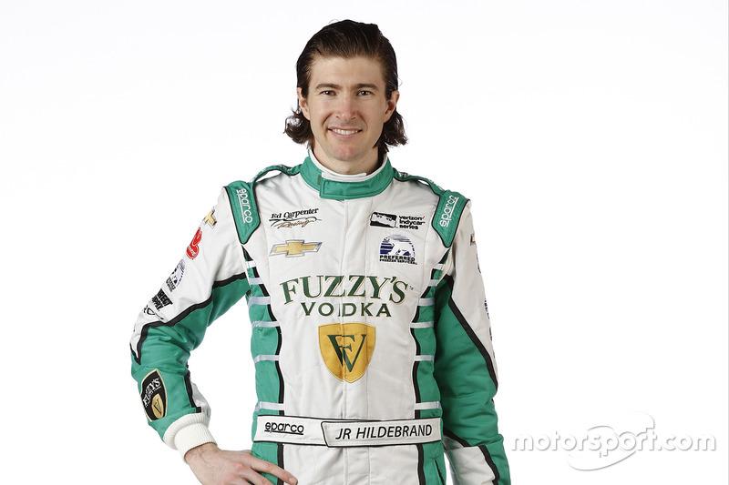 #21: J.R. Hildebrand, Ed Carpenter Racing, Chevrolet