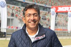 Sirish Vissa, Capo Volkswagen Motorsport India