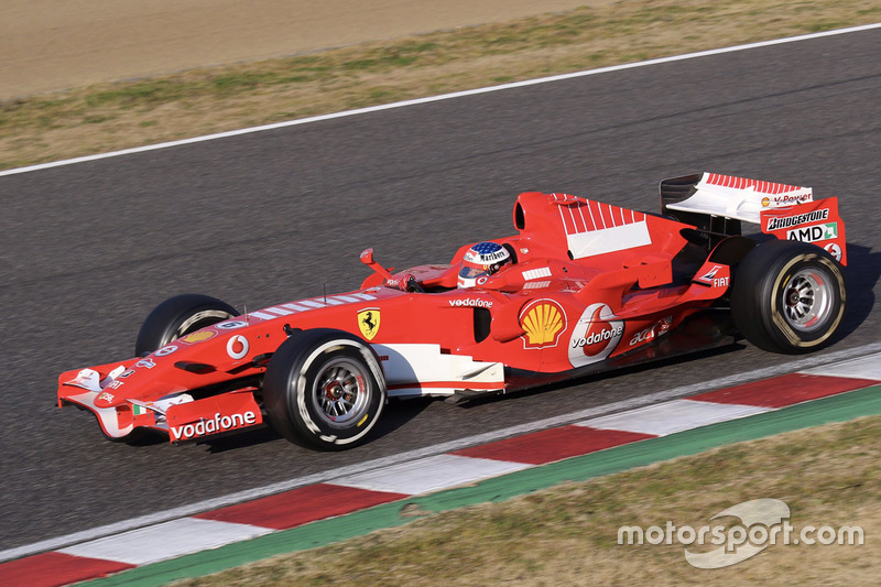 Жан Алези, Ferrari 248 F1
