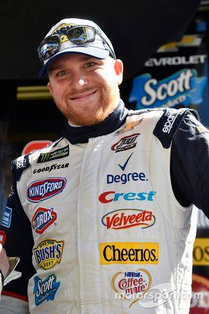 Chris Buescher, JTG Daugherty Racing Chevrolet