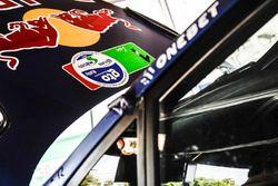Car detail, Sébastien Ogier, Julien Ingrassia, M-Sport, Ford Fiesta WRC