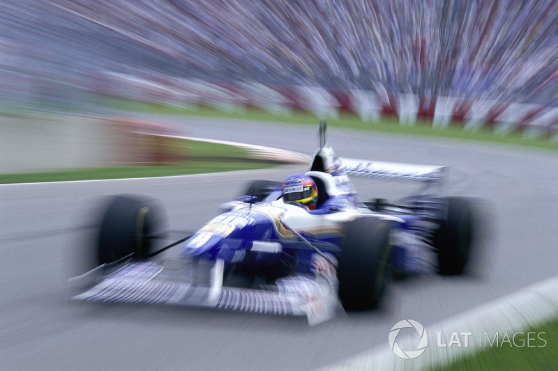77: Jacques Villeneuve, Williams