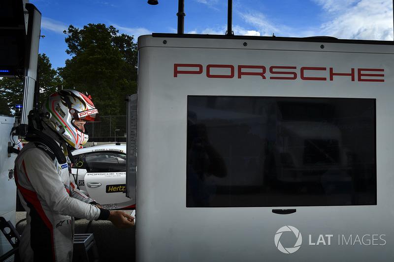 Джанмарія Бруні, Porsche Team North America