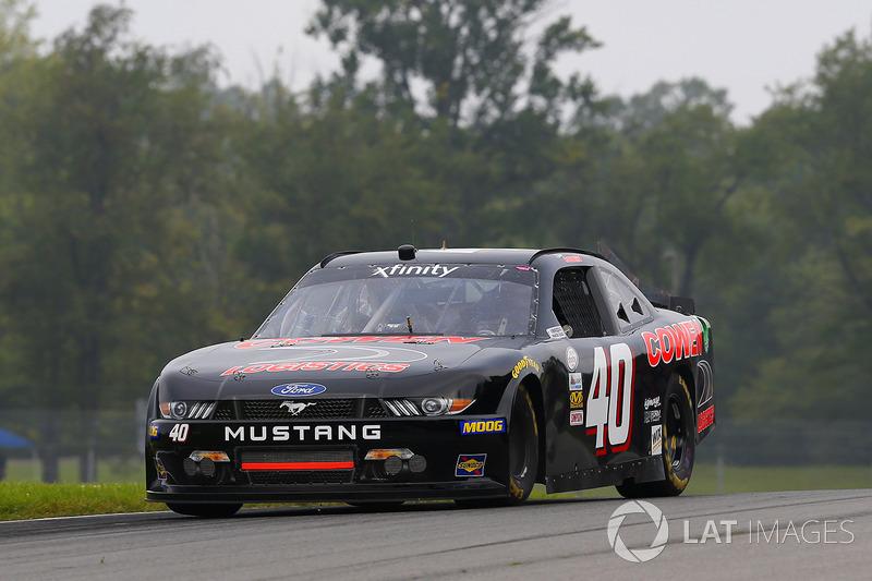 Tim Cowen, Ford Mustang