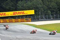 Andrea Dovizioso, Ducati Team, en tête
