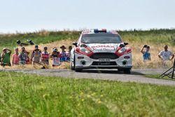 Bryan Bouffier, Ford Fiesta R5, Gemini Clinic Rally Team