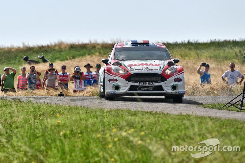 Бриан Буфье, Ford Fiesta R5, Gemini Clinic Rally Team