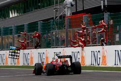 1. Kimi Raikkonen, Ferrari F60