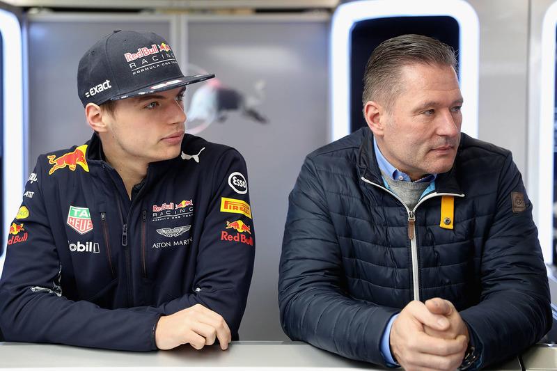 Max Verstappen, RBR, Jos Verstappen