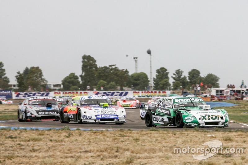 Agustin Canapino, Jet Racing Chevrolet, Alan Ruggiero, Laboritto Jrs Torino, Christian Ledesma, Las Toscas Racing Chevrolet