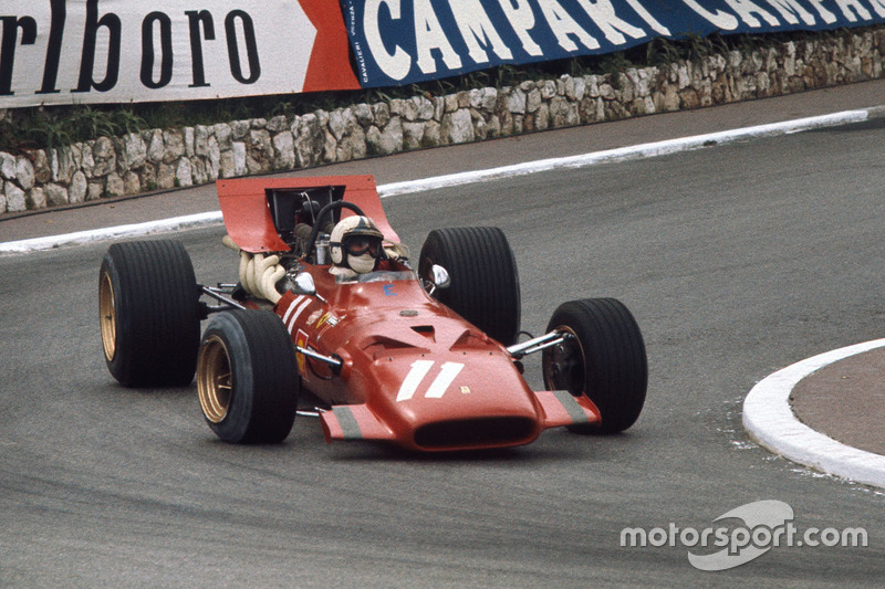 Chris Amon (1963-1976)