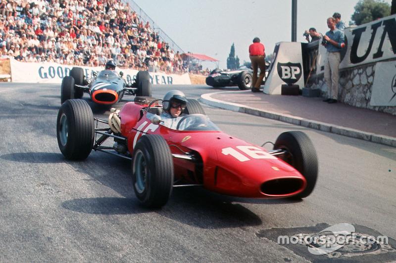 Mónaco (1959, 1961, 1963-1964, 1966)