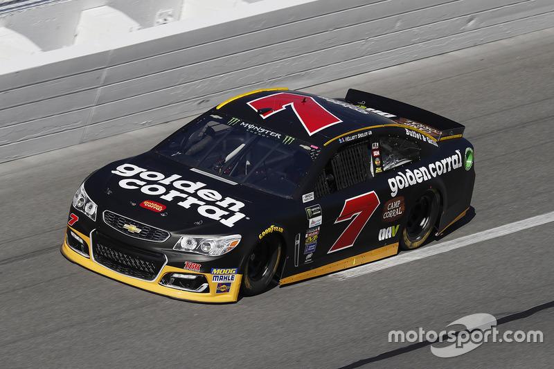 20. Elliott Sadler, Tommy Baldwin Racing, Chevrolet