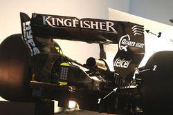 Заднее антикрыло Sahara Force India VJM10