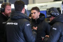 Edoardo Mortara, Mercedes AMG-GT3, AKKA ASP