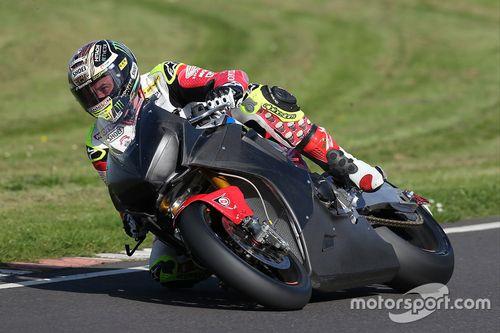 Honda Racing testing