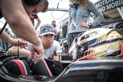 Antonio Felix da Costa met Keyvan Andres Soori, Motopark, Dallara F317 - Volkswagen