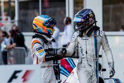 Fernando Alonso, McLaren, le troisième, Lance Stroll, Williams