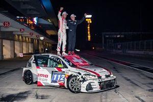 Yannick Mettler, Jérome Ogay, Volkswagen Golf GTi, Autorama Motorsport by Wolf Power Racing