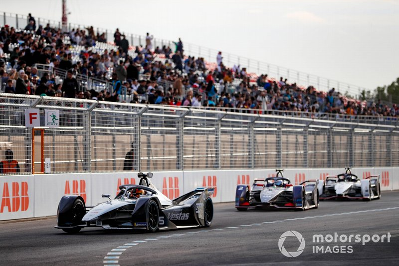 Stoffel Vandoorne, Mercedes Benz EQ, EQ Silver Arrow 01 Sam Bird, Virgin Racing, Audi e-tron FE06