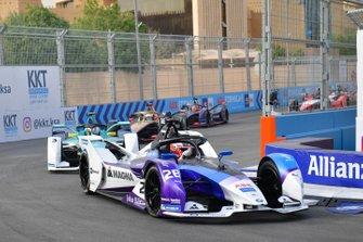 Maximilian Gunther, BMW I Andretti Motorsports, BMW iFE.20 Oliver Turvey, NIO 333, NIO FE-005, Jean-Eric Vergne, DS Techeetah, DS E-Tense FE20
