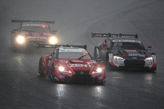 Yuji Tachikawa, Lexus Team Cerumo Lexus LC500