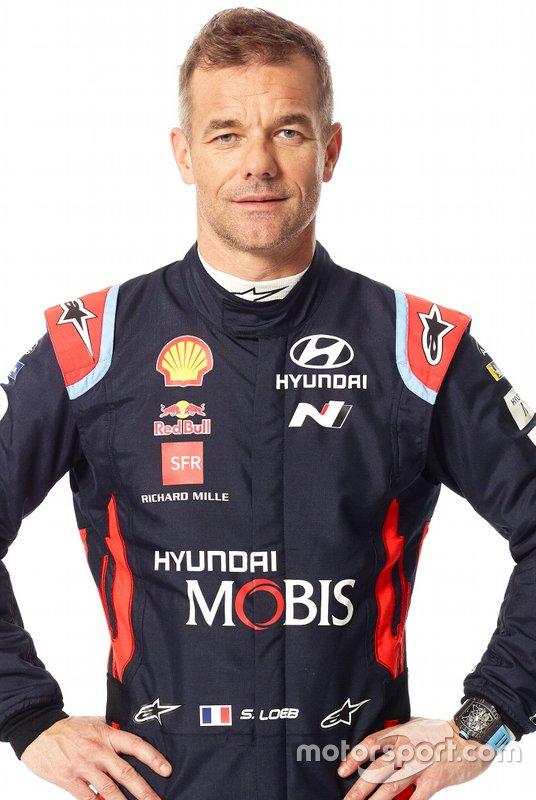 #9 Sebastien Loeb, Hyundai Motorsport