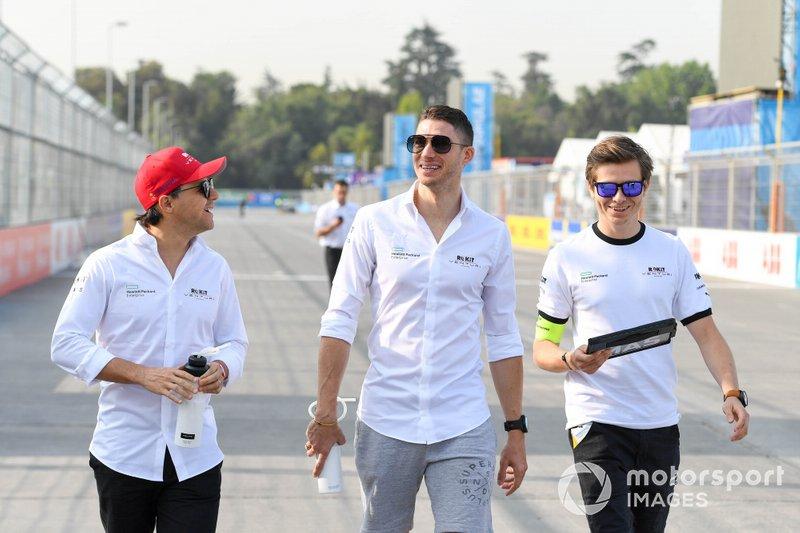 Felipe Massa, Venturi, Edoardo Mortara, Venturi