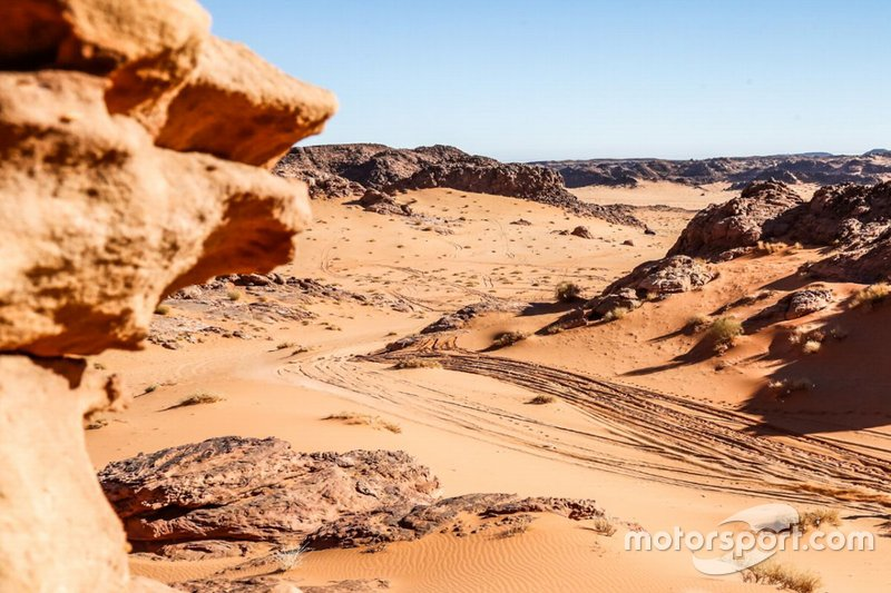 Dakar environment