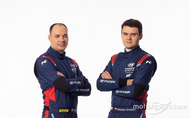Ярослав Федоров и Николай Грязин, Hyundai Motorsport N