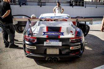 #980 MRS GT-Racing Germany Porsche 911 Cup : Alex Autumn, Andreas Gülden, Wolfgang Triller, Shaun Thong, Franjo Kovac