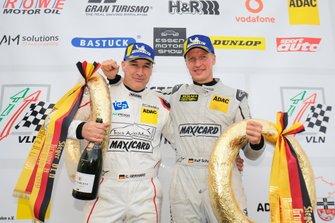 #588 Porsche 911 GT3 Cup: Christopher Gerhard, Ralf Schall