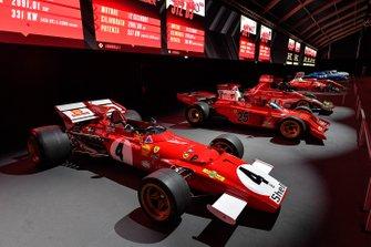Ferrari esposte