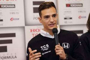 Alex Palou, TCS NAKAJIMA RACING