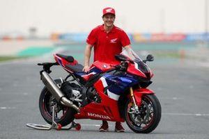 Dominique Aegerter, Honda HRC WSBK