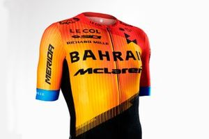 Team Bahrain Merida McLaren