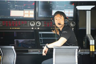 Ayao Komatsu, Chief Race Engineer, Haas F1 Team