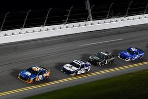 William Byron, Hendrick Motorsports, Chevrolet Camaro Axalta 'Color of the Year', Ty Dillon, Germain Racing, Chevrolet Camaro GEICO, Kurt Busch, Chip Ganassi Racing, Chevrolet Camaro Monster Energy, Kyle Larson, Chip Ganassi Racing, Chevrolet Camaro Credit One Bank