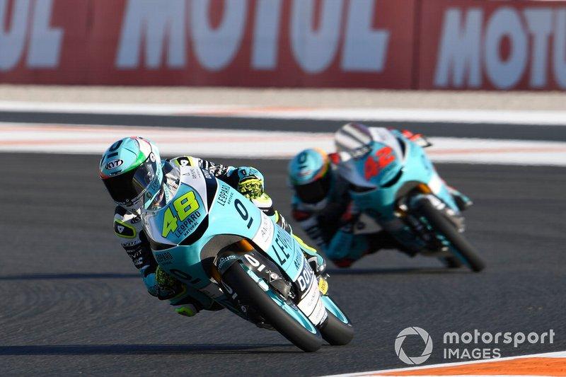 Leopard Racing - Mejor equipo Moto3