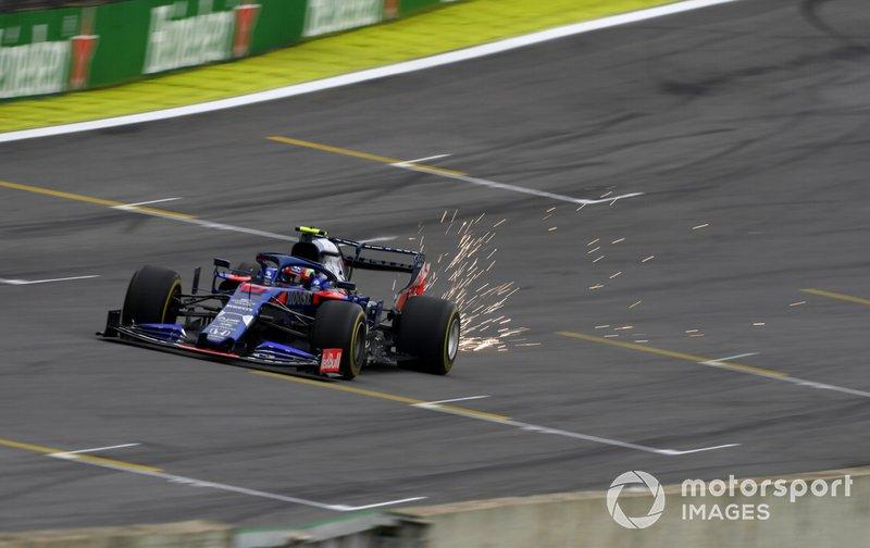 2º - Pierre Gasly, Toro Rosso STR14