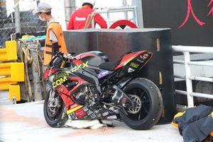 Moto de Didier Grams, G&G Motorsport BMW S1000RR